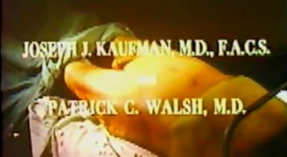 the Art of Retropubic Prostatectomy - Joseph J. Kaufman, MD and Patrick C. Walsh, MD